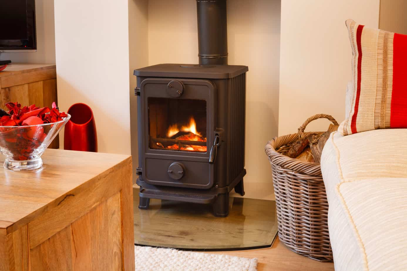 Pros and Cons of Wood Pellet Stoves