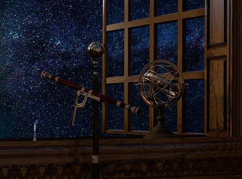 Загадки про Телескоп для детей с ответами