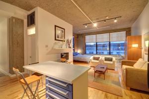 A Loft Apartment Old Montreal Montréal