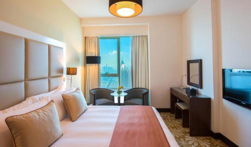 Отель Fraser Suites Dubai Джумейра Объединенные Арабские ...