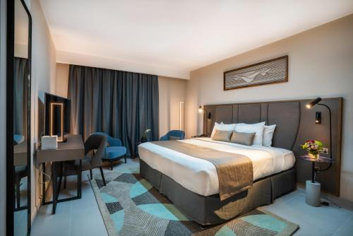 Отель Holiday International 4* Шарджа Объединенные ...