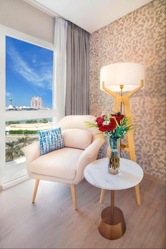 Отель Hilton Abu Dhabi 5* Абу-Даби Объединенные Арабские ...