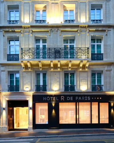 Hotel R De Paris Boutique Hotel Paris