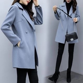 Sienne Double Breasted Coat