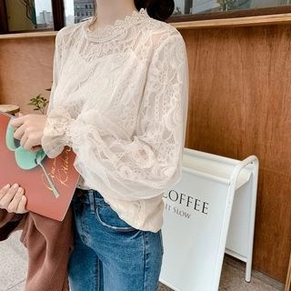 Tangihouse Lace Blouse