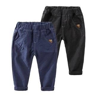 DEARIE Kids Applique Jeans N/A