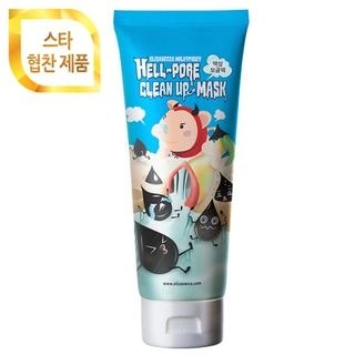 Elizavecca - Hell Pore Clean Up Mask 100ml 100ml