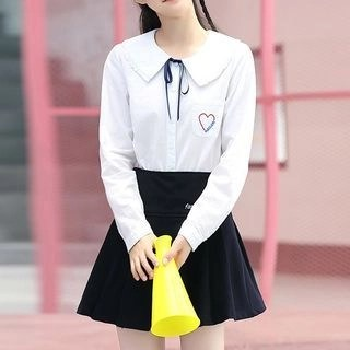 YICON Pocketed Blouse