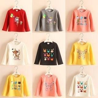 Seashells Kids Kids Printed Pullover N/A