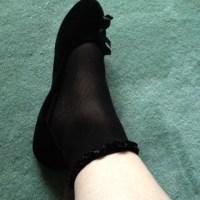 Lane Bryant Socks aka Anklets -  A Review