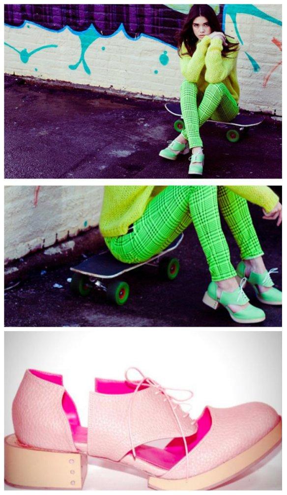 More DeandriThese shoes just amaze me!
