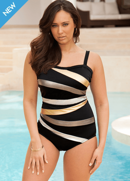 swimsuits for all  size 26  affatshionista