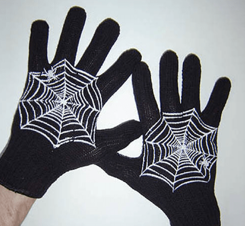 work gloves spider