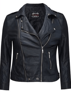 Yours Clothing Size 28 - 30 Biker Jacket