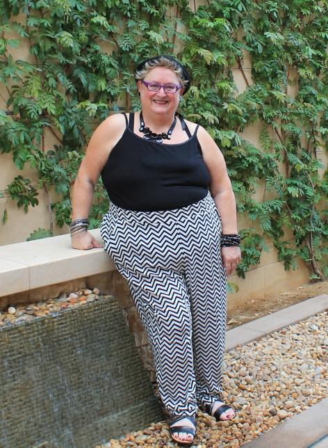 Torrid Size 5 Challis Runched Soft Pant (Similar)