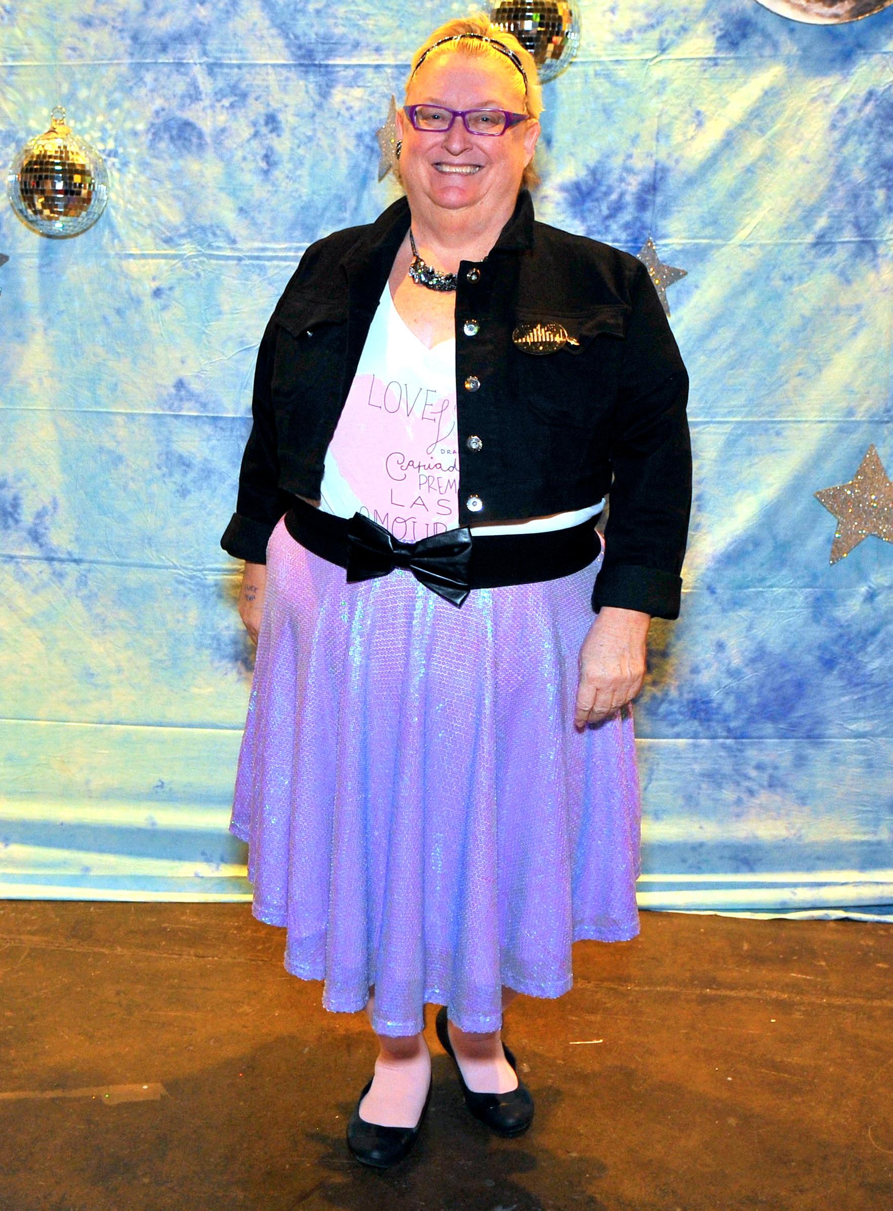 4da1af509fe Ashley Nell Tipton Unicorn Skirt - Plus Size 4X - Affatshionista