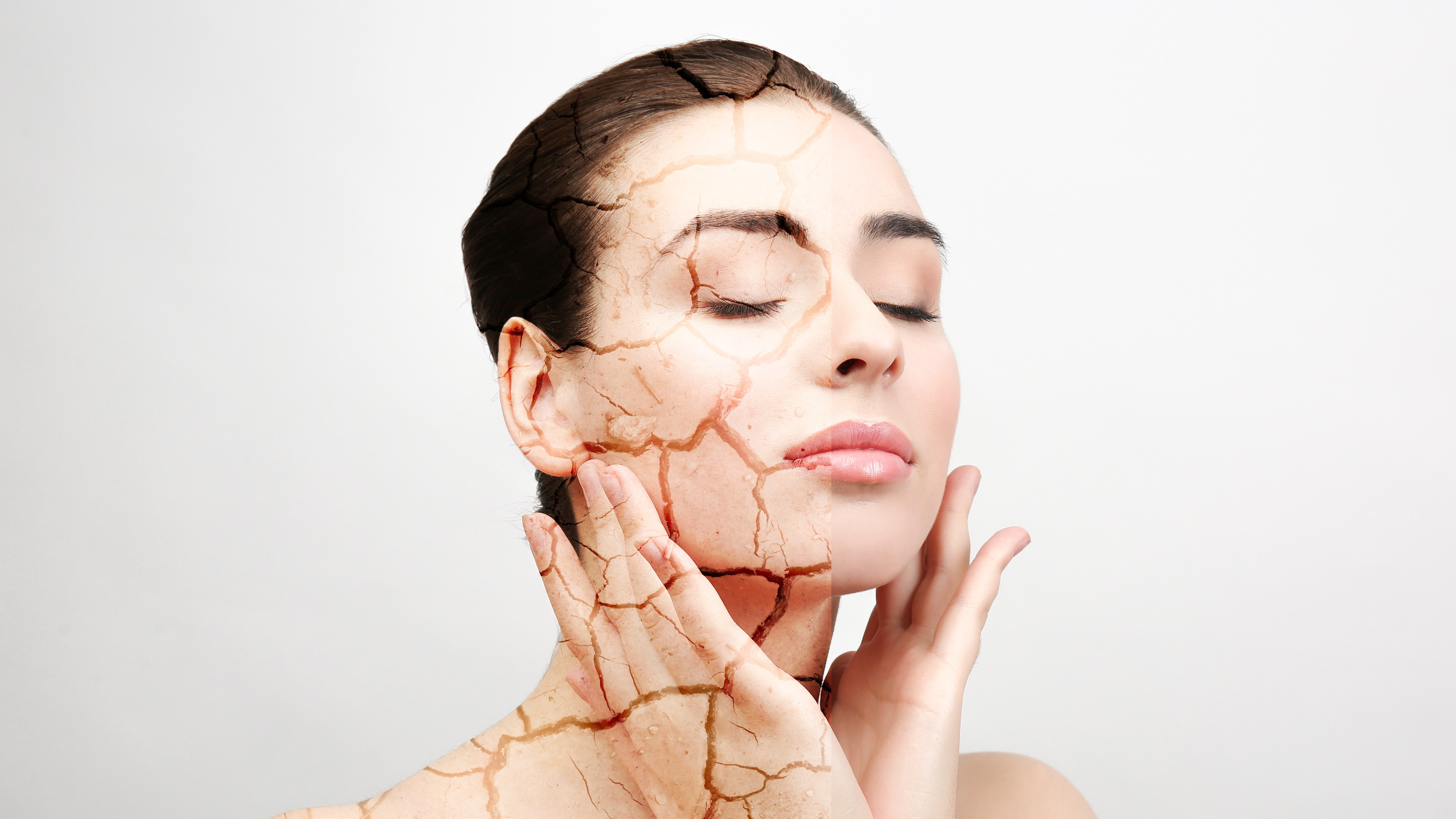 Image result for Dry skin.