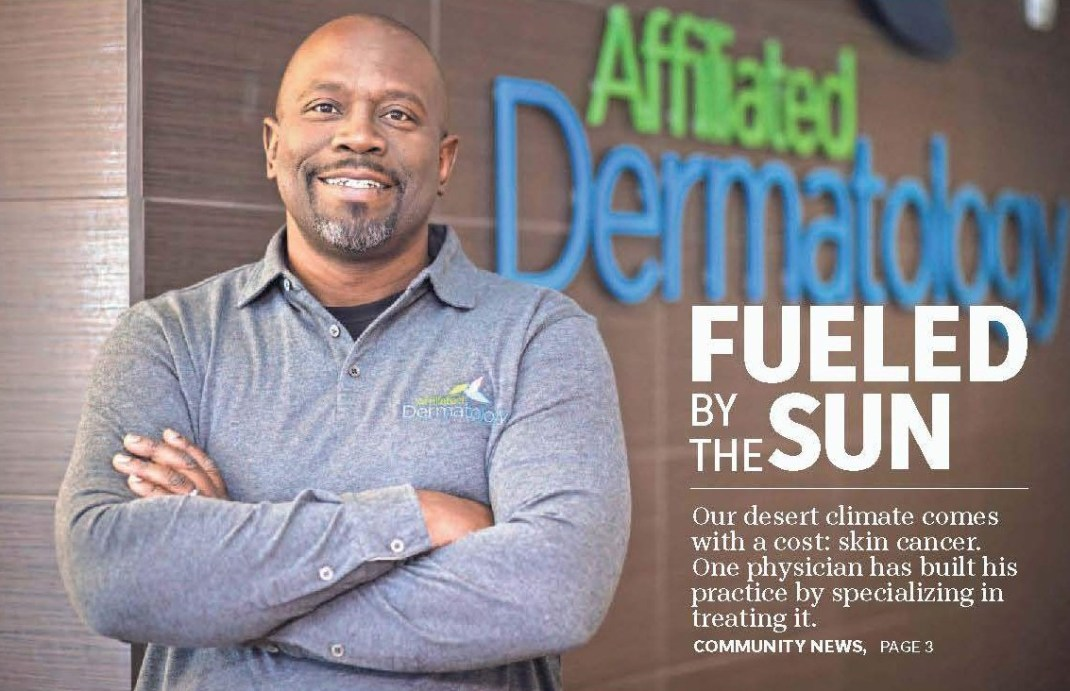 Affiliated Dermatology in Arizona Republic