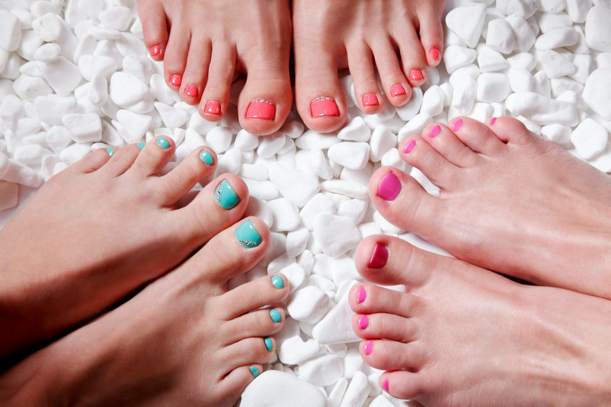 Color of Fingernails and Toenails