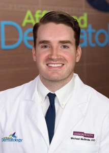 Michael McBride, DO affiliated dermatology
