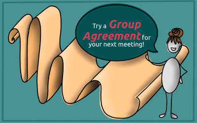 Improving Group Work is on your mind? – Try out a Group Agreement