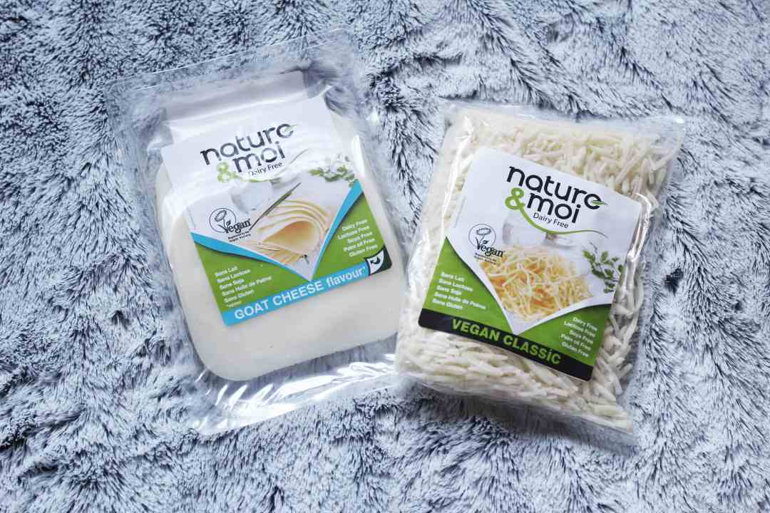 Photo des fromages Nature et moi #vegan
