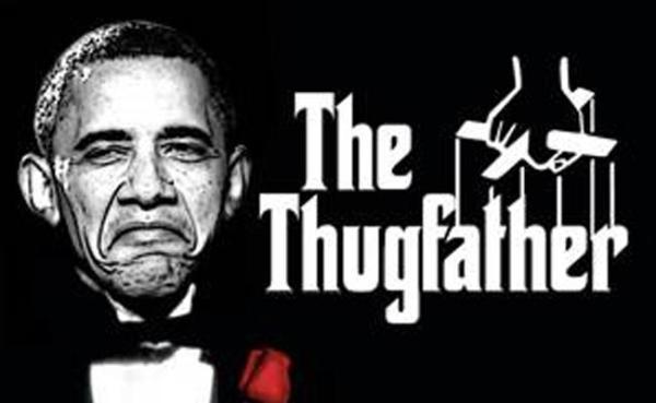 Obama, the-Thugfather