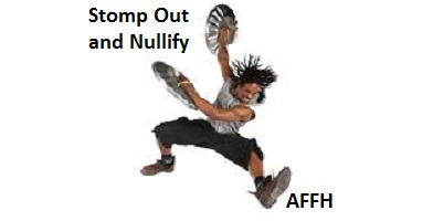 Stomp Out AFFH and Nullify