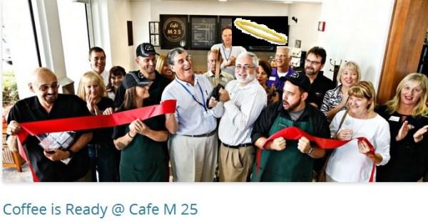 Coffee is Ready @ Cafe M 25, Ellison