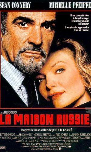 Affiche du film qui représente Sean Connery et Michelle Pfeiffer la tête sur son épaule.
