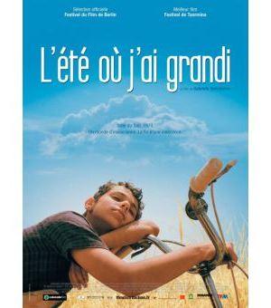affiche du film L'été où j'ai grandi