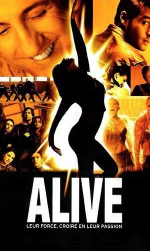 affiche du film de Alive