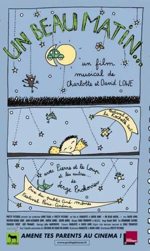 Affiche de cinéma du film Un beau matin