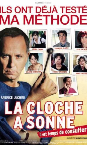 Affiche du film La cloche a sonné