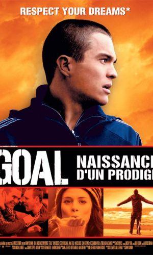 Affiche de cinéma du film Goal! Naissance d'un champion