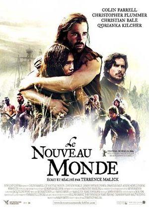 Affiche de cinéma du film Le nouveau monde