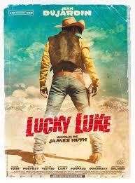 Affiche de film Lucky Luke