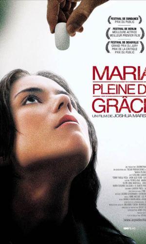 affiche du film Maria pleine de Grâce