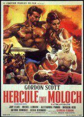 Affiche de film Hercule contre Moloch
