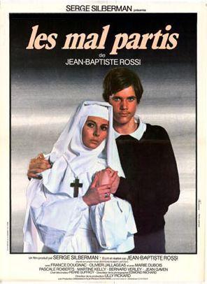 Affiche de cinéma Les mal partis