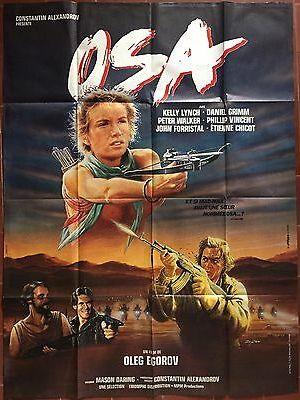 Affiche de cinéma du film Osa