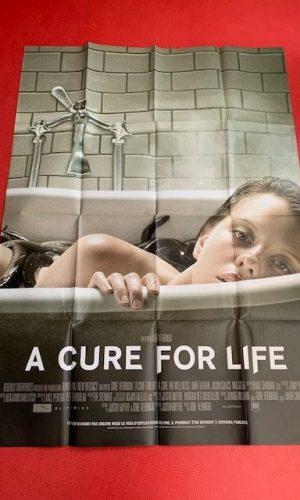 Affiche de cinéma A cure for life