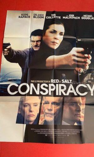Affiche de cinéma Conspiracy
