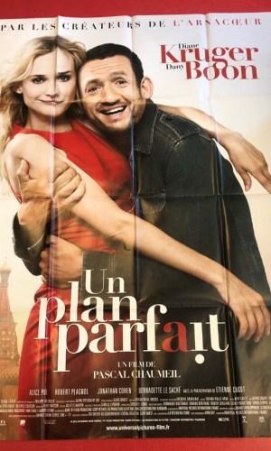 """Affiche du film """"Un plan parfait"""" (2012)"""