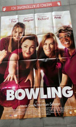 affiche du film bowling, 2012