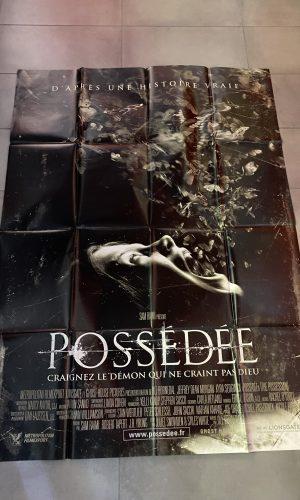 Affiche du film Possédée (2012)