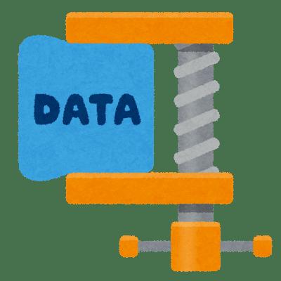データ圧縮