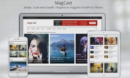 MagCast ワードプレステーマ