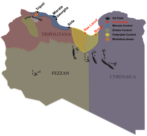 Misrata's Next Steps