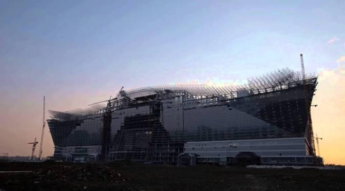 Chengdu: Canary in the Coal Mine